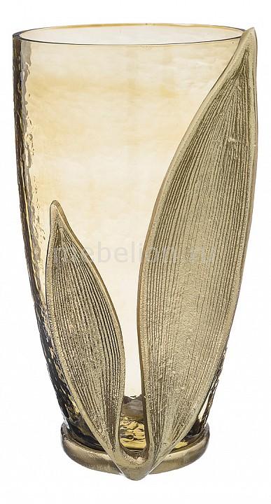 Ваза настольная АРТИ-М (25x15.5x28 см) Pan de oro 732-142 ткань арта 1 п м 280 см цвет золотой