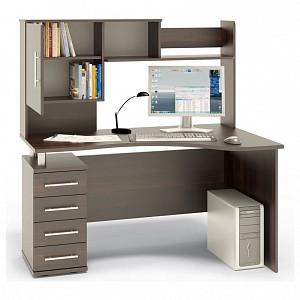 Стол компьютерный Форвард-1 КСТ-104.1 + КН-14
