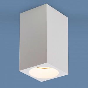 Накладной светильник 1085 1085 GU10 WH белый матовый