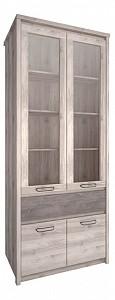 Шкаф-витрина Jazz 2V2D1S