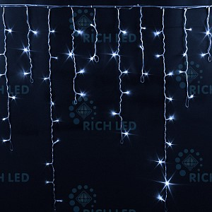 Бахрома световая (3х0.5 м) RL-i3*0.9-CT/W