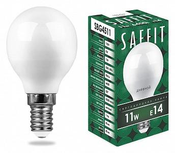 Лампа светодиодная [LED] Feron Saffit E14 11W 6400K