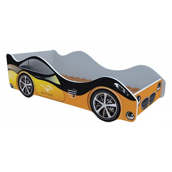 Кровать-машина Мустанг M049