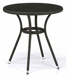 Стол обеденный T282ANS-W53-D72 Brown