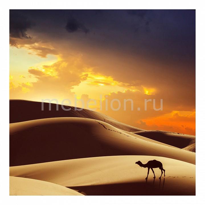 Панно Ekoramka (40х40 см) Пустыня 1738046К4040 меблированная пустыня