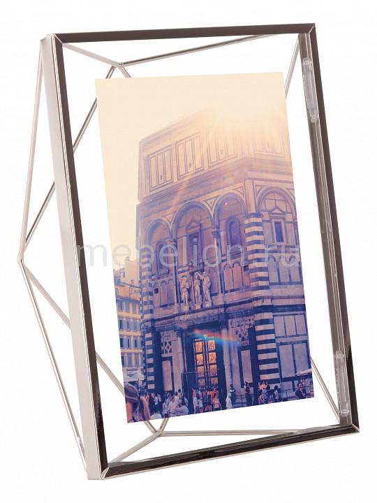 Фоторамка настольная Umbra (22.8х17.7 см) Prisma 313015-158 umbra зеркало декоративное prisma