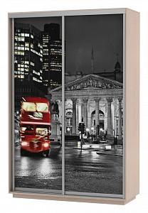 Шкаф-купе Экспресс Хит Фото Ночной Лондон