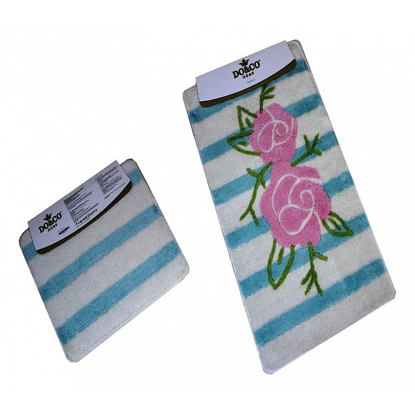 Набор ковриков для ванной Gul DO&CO MTH_10096