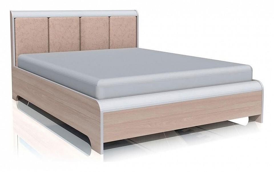 Кровать двуспальная Виктория НМ 014.39