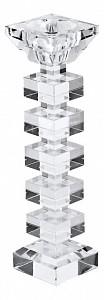 Подсвечник (24 см) Хрустальный X160301A