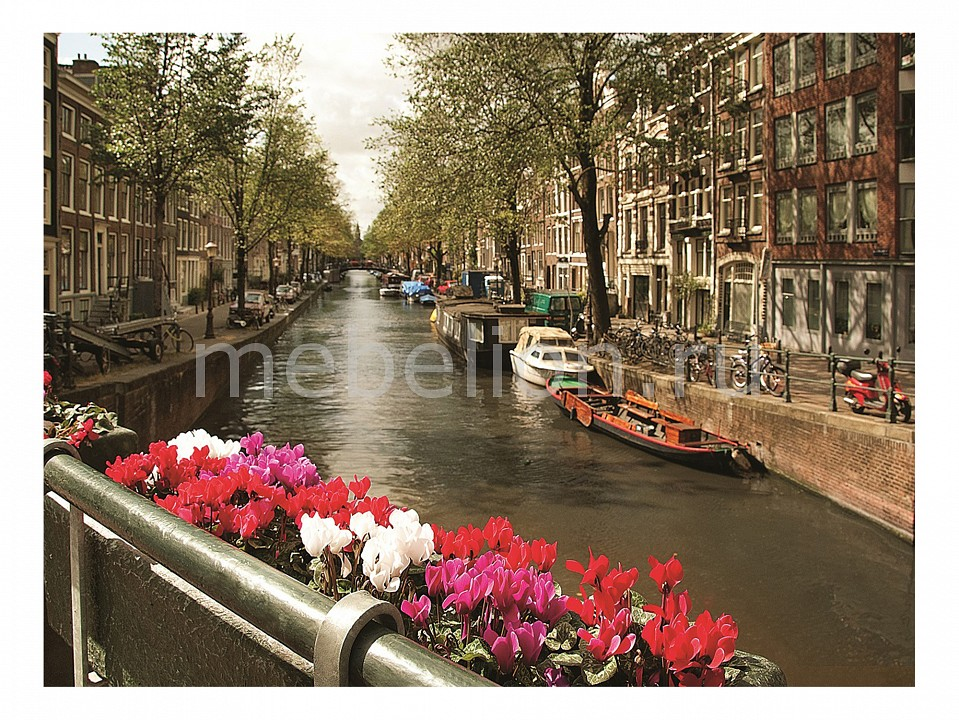Панно Ekoramka (80х60 см) Амстердам 111710111 панно ekoramka 60х40 см амстердам 150331641