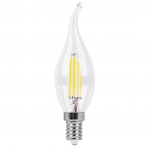 Лампа светодиодная LB-59 E14 220В 5Вт 6400K 25576