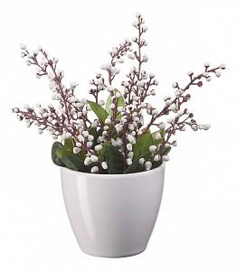 Цветок (18 см) Ландыш B39-white