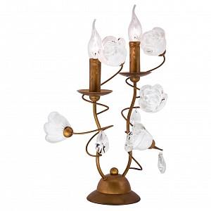 Настольная лампа декоративная Rosetta EL324T02.1