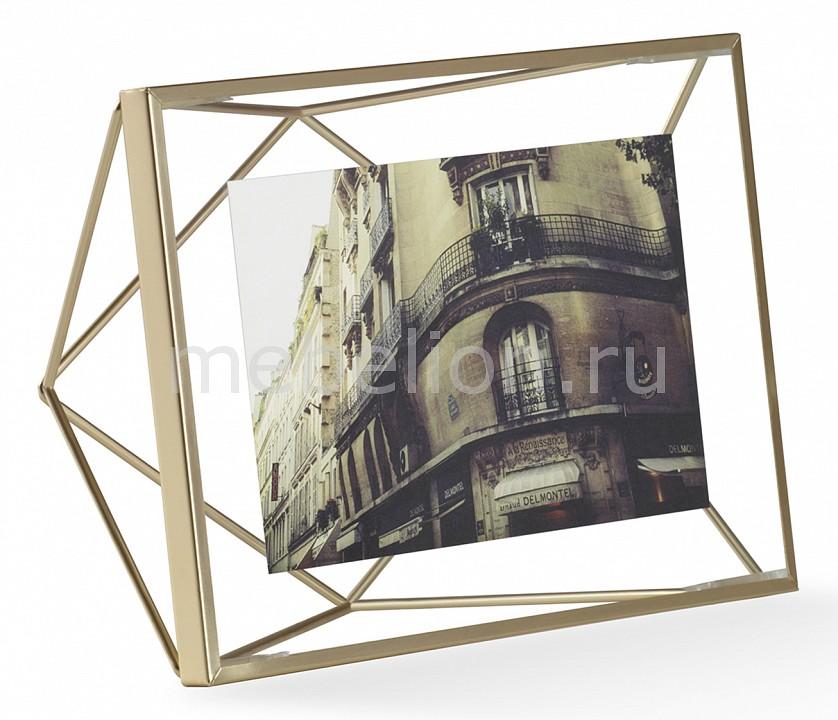 Фоторамка настольная Umbra (20.3х15.3 см) Prisma 313016-221 umbra зеркало декоративное prisma