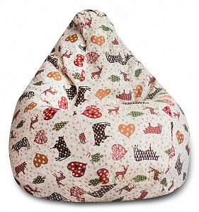 Кресло-мешок Village Гобелен L