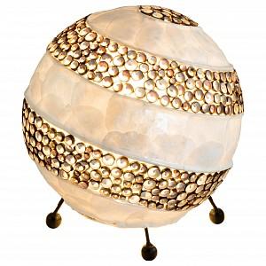 Настольная лампа декоративная Bali 25815