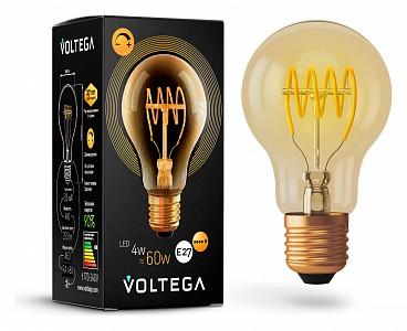 Лампа светодиодная General Purpose Bulb Е27 170В 4Вт 2000K VG10-A60GE27warm4W-FB