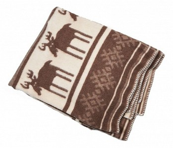 Одеяло двуспальное Odeylo wool