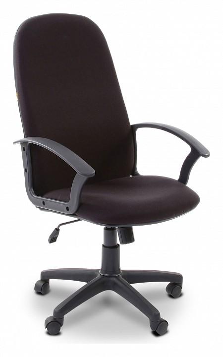 Кресло компьютерное Chairman 289 черный/черный