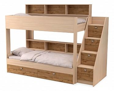 Кровать двухъярусная Golden Kids 10