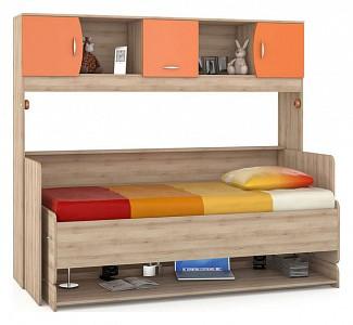 Кровать односпальная детская Ника MOB_64722