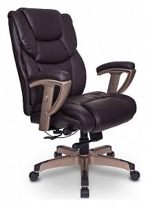 Кресло для руководителя T-9999/BROWN