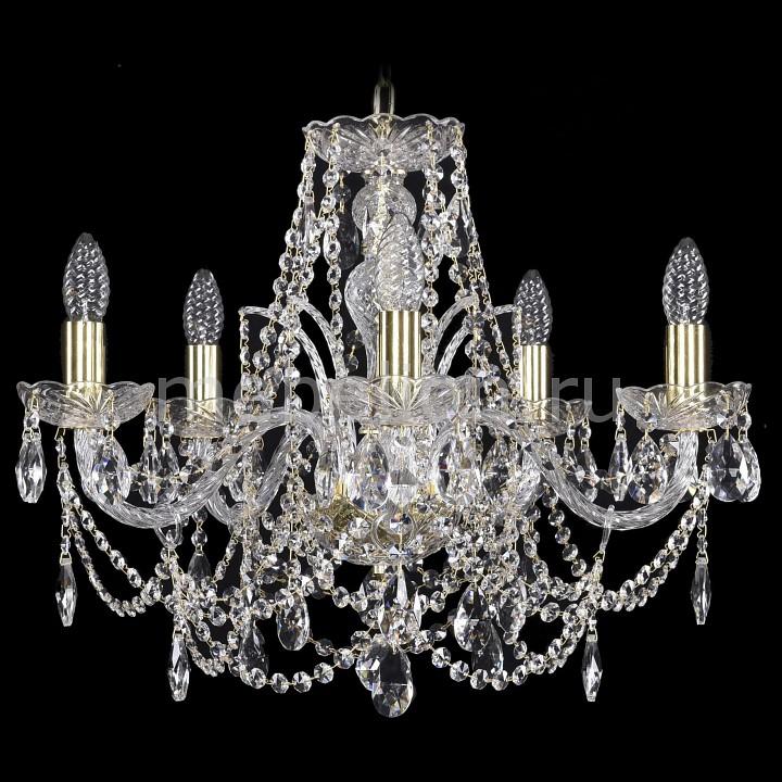 Купить Подвесная люстра 1411/5/195/G, Bohemia Ivele Crystal
