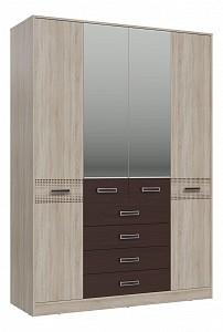 Шкаф платяной Румба 4-4817