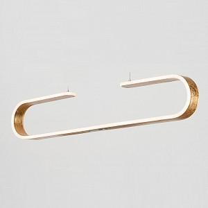Подвесной светильник Sender 90072/1 золотой