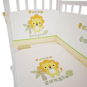 Комплект детский Джунгли