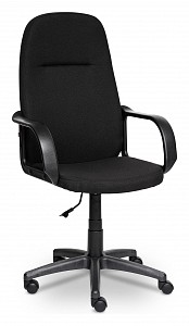 Кресло компьютерное Leader черное