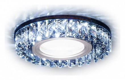 Встраиваемый светильник Led S255 S255 BK