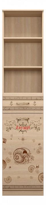 Шкаф комбинированный Квест 21