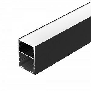 Профиль подвесной [2 м] ARH-LINE-6085-2000 BLACK 018681