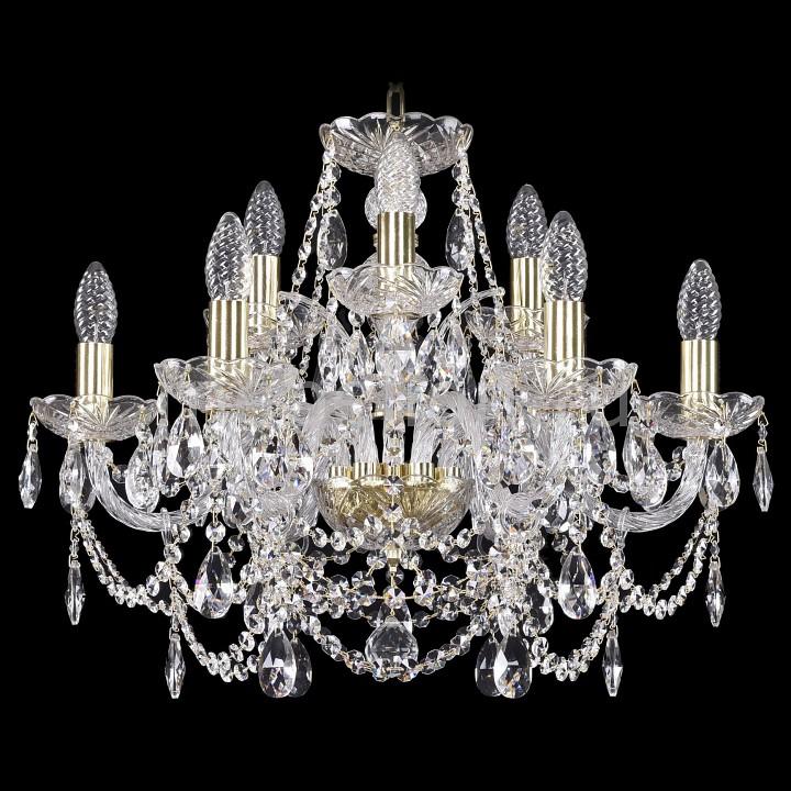 Купить Подвесная люстра 1411/6+3/195/G, Bohemia Ivele Crystal