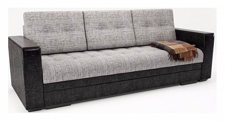 Прямой диван-кровать Атланта Еврокнижка