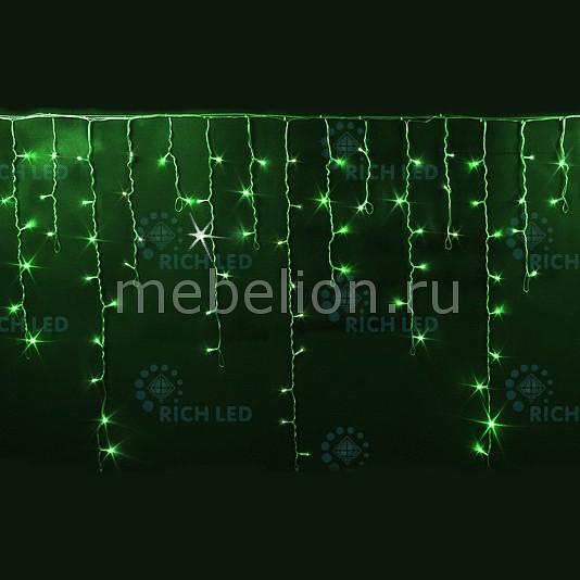 Светодиодная бахрома RichLED RL_RL-i3_0.9F-T_G от Mebelion.ru