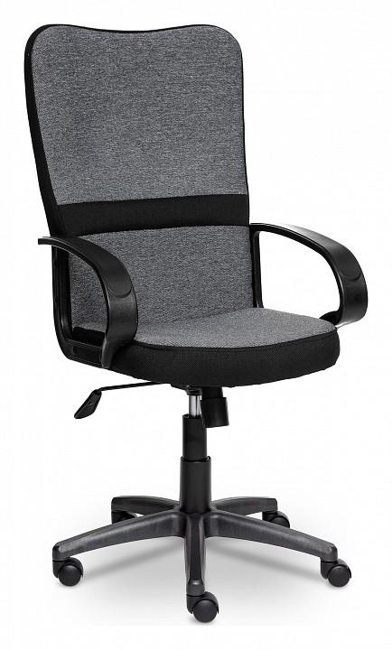Игровое кресло Tetchair TET_CH757_black_grey от Mebelion.ru