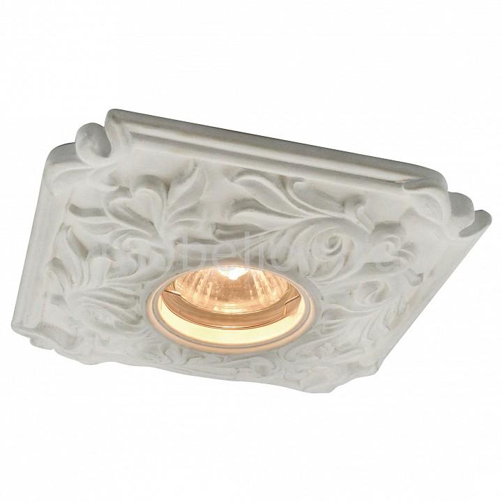 Купить Встраиваемый светильник Plaster A5279PL-1WH, Arte Lamp, Италия