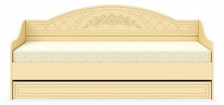 Односпальная кровать  KOM_SO25_1