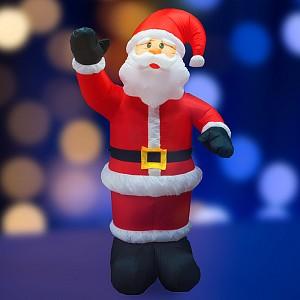 Дед Мороз световой (2.4 м) NN-511 511-112