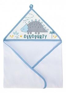 Полотенце деткое (75x75 см) Dinoparty