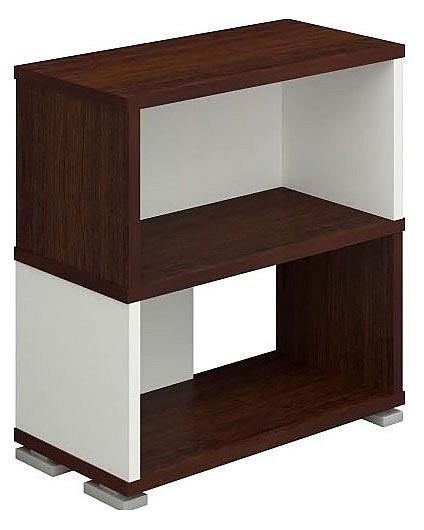 Стеллаж книжный Домино СБ-10-2