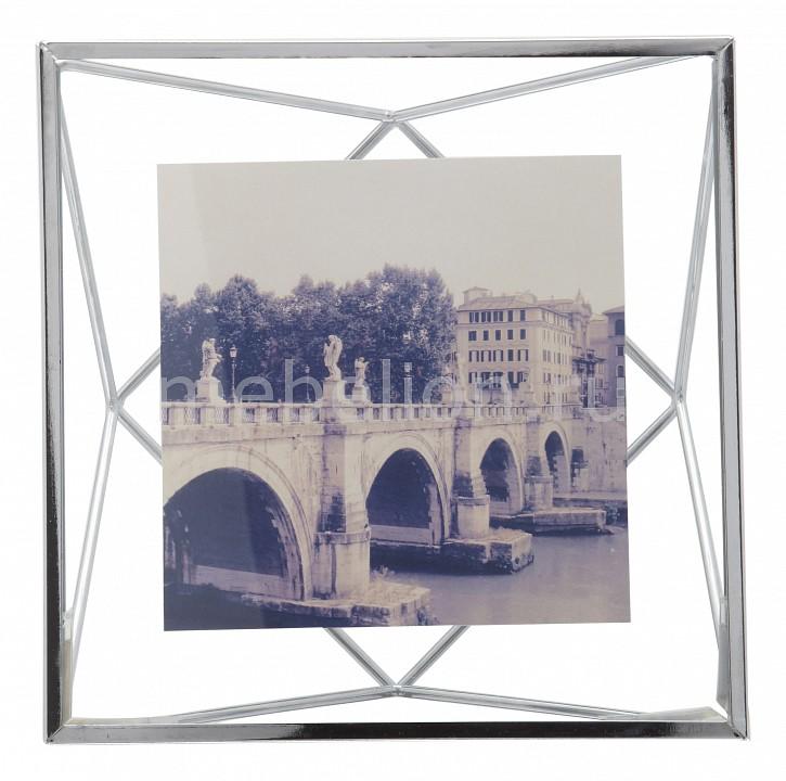 Фоторамка настольная Umbra (15.2х15.2 см) Prisma 313017-158 umbra зеркало декоративное prisma