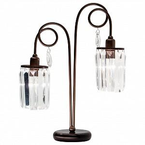 Настольная лампа декоративная Синди CL330823