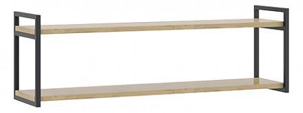 Полка навесная Лофт Тип 2