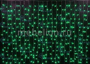 Светодиодный занавес RichLED RL_RL-CS2_1.5-T_G от Mebelion.ru