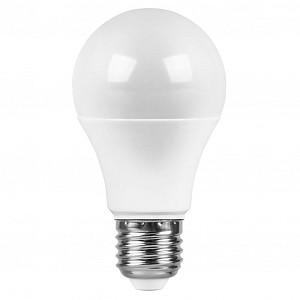 Лампа светодиодная SBA6010 E27 220В 10Вт 6400K 55006