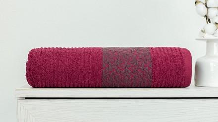 Банное полотенце (70х130 см) Cotton Barok